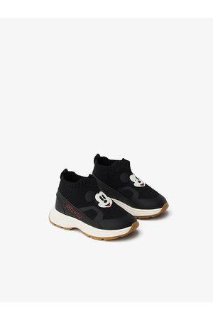 Zara Kids Trainers - ©disney high-top sneakers