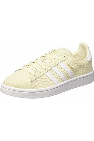 adidas Women's Campus W Fitness Shoes, (Blacre/Ftwbla/Dormet 000)