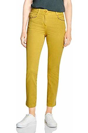 Cecil Women's 372403 Toronto Slim Fit Jeans, (Ceylon 11892)