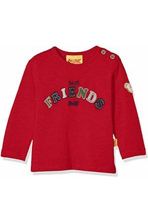Steiff Baby Boys' T-Shirt Langarm Long Sleeve Top, (Jester 2120)