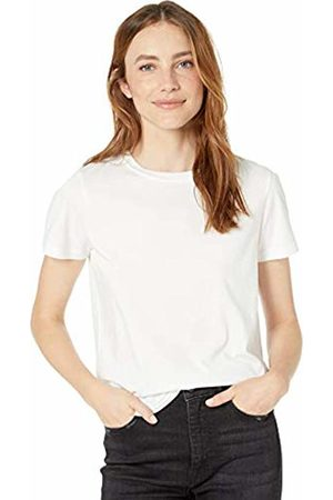 The Drop Women's Courtney Short Sleeve Tiny Crew Neck Jersey T-Shirt