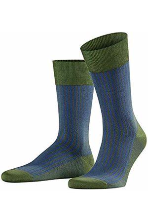 Falke Men's Oxford Stripe Business Socks