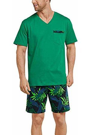Schiesser Men Pyjamas - Men's Schlafanzug Kurz Pyjama Sets