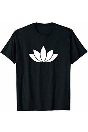 Om Trance Tshirts Lotus Flower Tshirt | Goa Trance Om Yoga Buddha T-Shirt