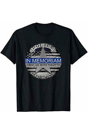 Police Officer Memorial Hero Shirt T-Shirt