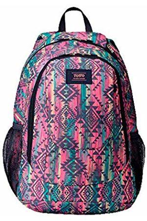 TOTTO Mochila Goctal Casual Daypack 40 Centimeters 25 (Multicolor)