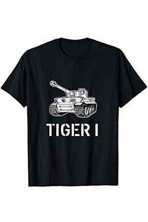 WW2 Panzer Tiger Tank TShirts WW2 Panzer Tiger Tank T-Shirt