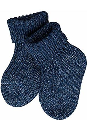 Falke Baby Glitter Calf Socks, Dark Mel. 6688)