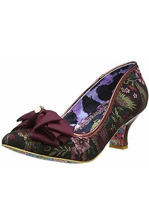 Irregular Choice Women's Vivienne Closed Toe Heels