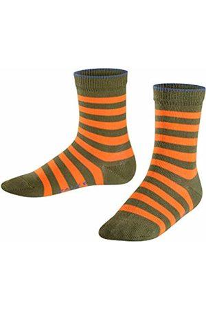 Falke Boy's Double Stripe Calf Socks