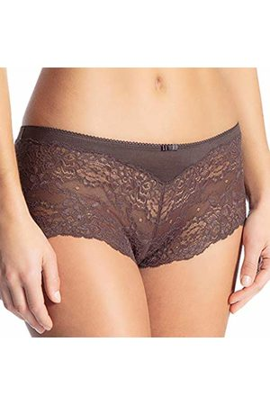 Calida Women's Sensual Secrets Boy Short, Dark Clover 329