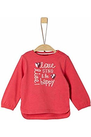 s.Oliver Baby Girls' 65.908.31.8705 Long Sleeve Top, 3420