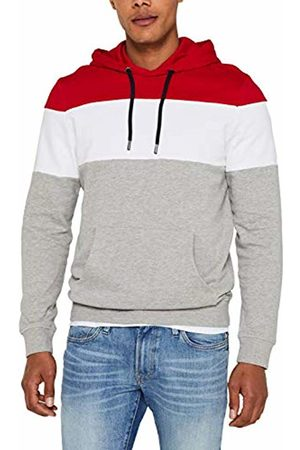 Esprit Men's 089cc2j010 Sweatshirt, (Dark 610)