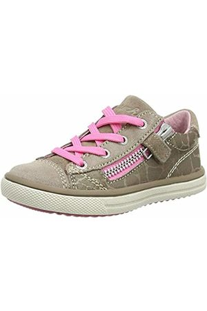 Lurchi Girls' Sanni Low-Top Sneakers Size: 10 Child UK