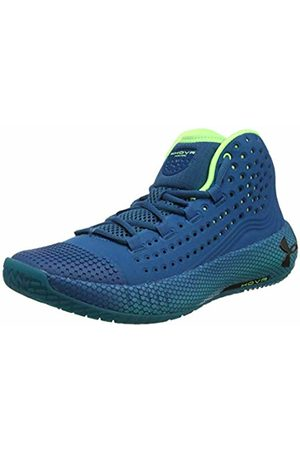 Under Armour Men's HOVR Havoc 2 Basketball Shoes, Vibe/Teal Rush/ 404