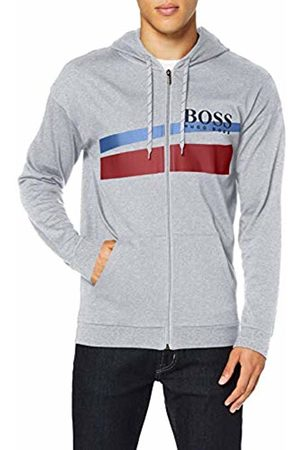 HUGO BOSS Men's Authentic Jacket H Sweatshirt, (Medium 032)
