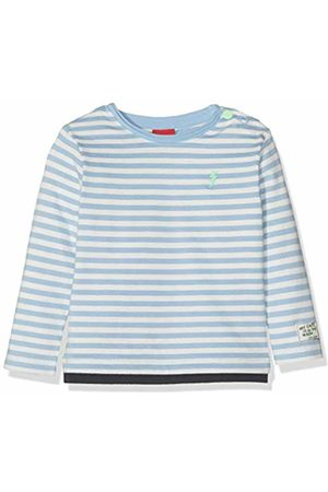 s.Oliver Baby Boys' 65.908.31.8688 Long Sleeve Top, Knitted Stripes 53g0