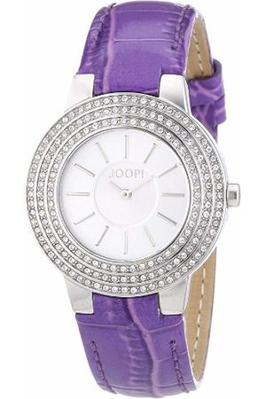 JOOP! Joop Nova Women's Quartz Watch with Dial Analogue Display and Leather Strap JP100992F01