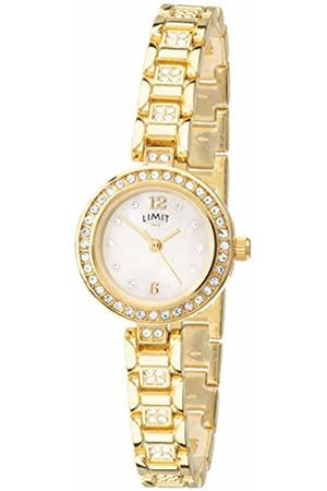 Limit Womens Analogue Classic Quartz Watch with Alloy Strap 60017.01