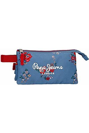 Pepe Jeans Pam Pencil Cases 22 Centimeters 1.32 (Multicolor)
