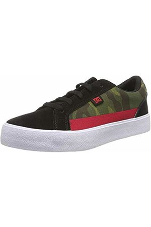 DC Shoes (DCSHI) Boys' Lynnfield Se-Leather Shoes for Kids Skateboarding