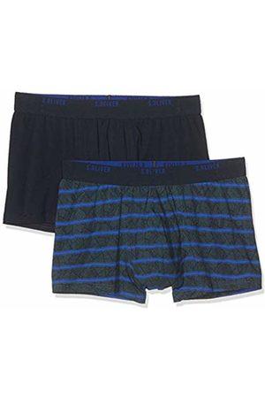 s.Oliver Men Boxer Shorts - Men's 26.899.97.4297 Boxer Shorts A