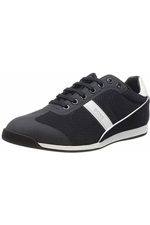 HUGO BOSS Men's Glaze_Lowp_mewt Low-Top Sneakers