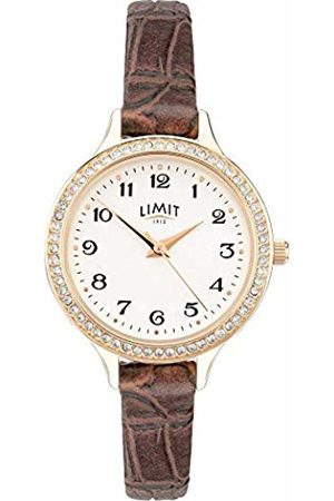 Limit Womens Analogue Classic Quartz Watch with PU Strap 6489.01