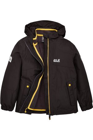 Jack Wolfskin Boys Iceland 3-In-1 Jacket