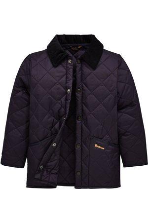 Barbour Boys Classic Liddesdale Quilt Jacket
