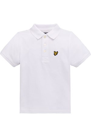 Lyle & Scott Boys Classic Short Sleeve Polo Shirt