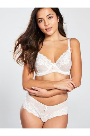 Pour Moi Women Underwired Bras - Amour Underwired Non Padded Bra (Second Sizes)