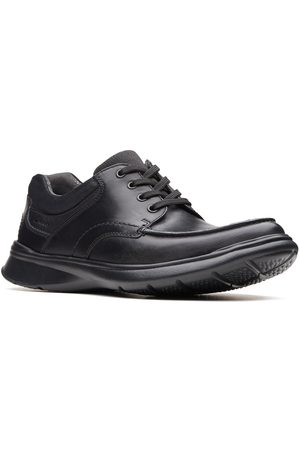 Clarks Cotrell Edge Shoe - Black