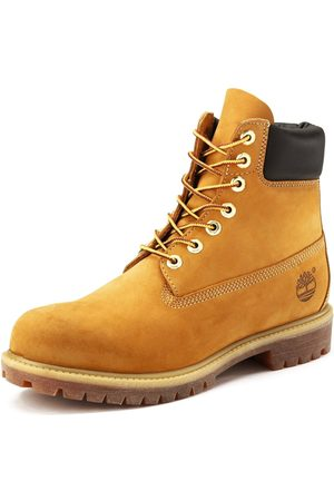 Timberland Mens 6 Inch Premium Leather Boots