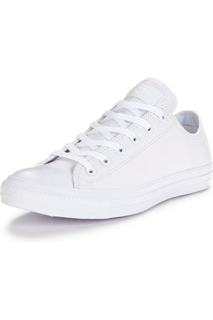 Converse Women Trainers - Chuck Taylor All Star Leather Ox