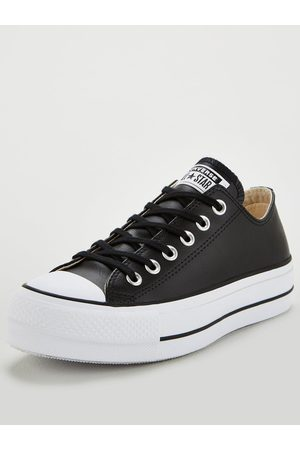 Converse Chuck Taylor All Star Platform Lift Clean Leather Ox