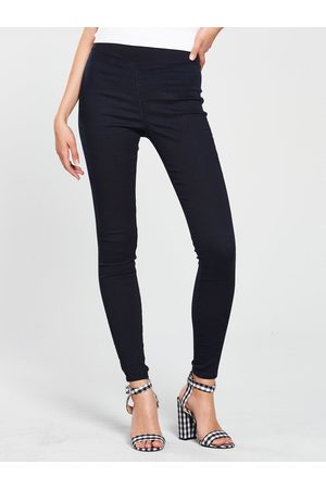 Very Short High Waist Jegging