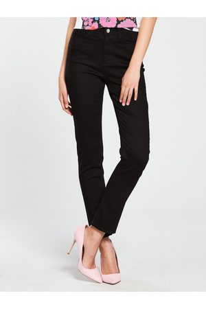 Very Short Isabelle High Rise Slim Leg