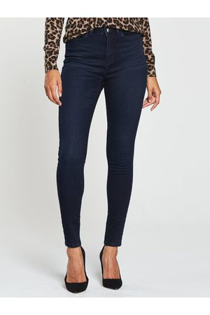 Very Short Florence High Rise Skinny Jeans