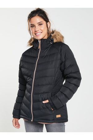 Trespass Nadina Fur Trim Parka
