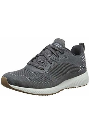 super popular cc645 948ea Women's Bobs Squad-Glam League Trainers - (Gray Engineered Knit/ Trim Gysl)  - 39 EU