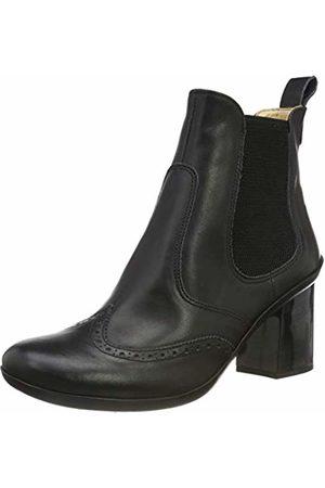 Neosens Women's S3052 Restored Skin Ebony/Marsanne Ankle Boots