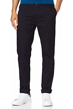 Scotch&Soda Men's Nos Stuart - Classic Regular Slim Fit Chino Trouser