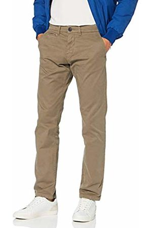 North Sails Men's Chino W/Logo Slim Trouser