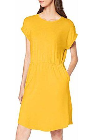 Tom Tailor Women's 1010562 Dress, Golden 17278