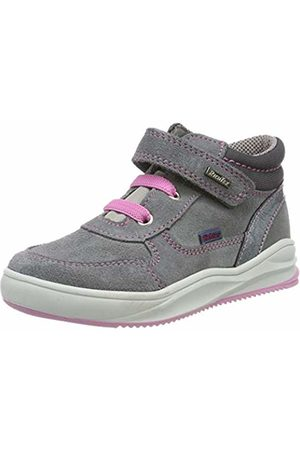 Richter Kinderschuhe Girls' Harry Hi-Top Trainers 8.5 UK