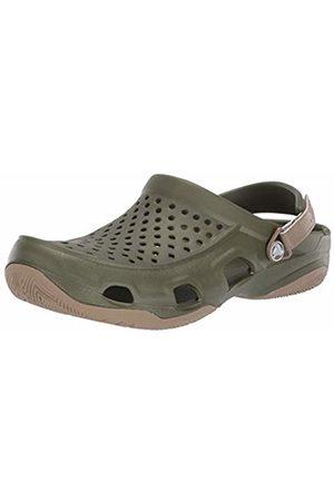 Crocs Men's Swiftwater Deck Clog Men Clogs