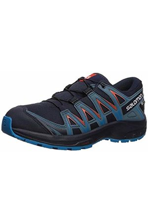 Salomon Kids' Trainers, XA Pro 3D CSWP J, Navy Blazer/Mallard /Hawaiian Surf