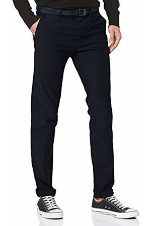 Scotch&Soda Men's Mott-Classic Garment-Dyed Twill Chino Trouser