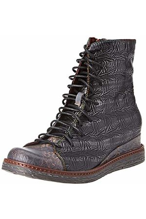 LAURA VITA Women's Ercnaulto 02 Ankle Boots, Acier
